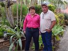 GARDEN CHAMPS: Winners Kate Doherty and Michael Hoyling are looking forward to the busload of residents who will visit their Grand Champion garden this weekend.