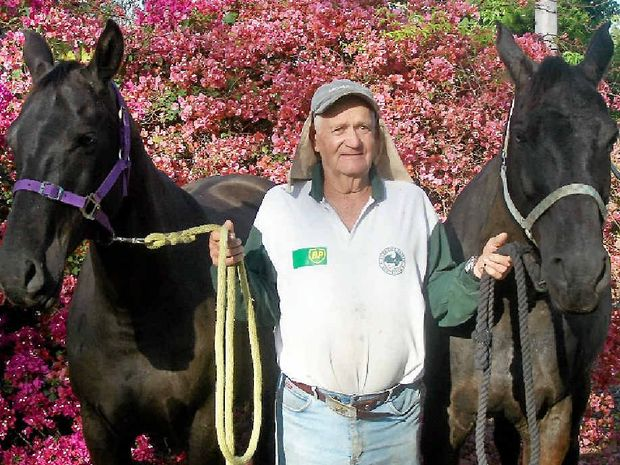 OUTBACK LEGEND: Alwyn Torenbeek will be sadly missed after being killed in a freak farm accident on Friday morning at Canoona.