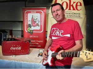 Here comes the Coca-Cola Collectors Club convention