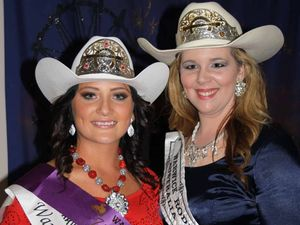 Night of glamour for Warwick's rodeo royalty