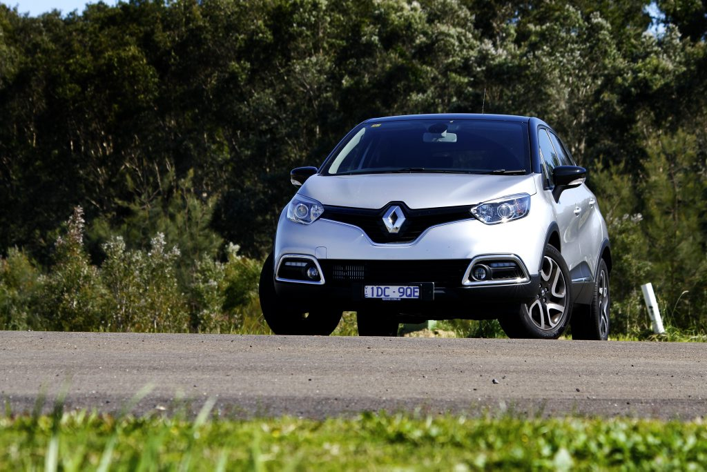 2015 Renault Captur Dynamique TCe 120. Photo: Iain Curry / Sunshine Coast Daily