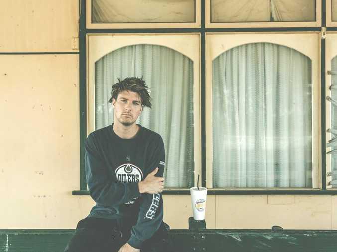 Hip hop artist Dylan Joel will perform at Coolangatta on Friday, October 16.