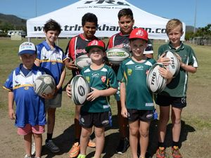 Touch rugby league expands in second year to include juniors