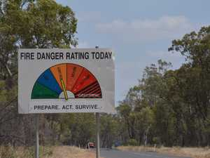 'Severe' fire warning issued for Darling Downs