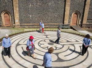 Toowoomba City Labyrinth is for the community