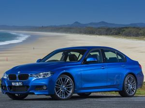 BMW 3 Series sedan and wagon road test