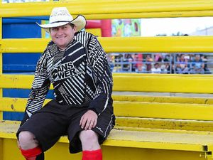 Safety comes at a cost well worth it for rodeo clown