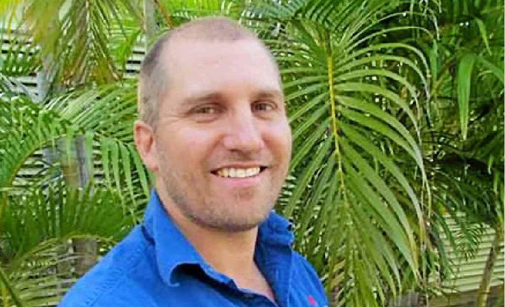 WINNING GRIN: Acute Builders' owner Cameron McDouall.