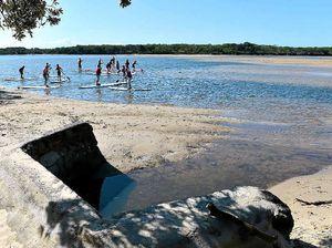 Council hits back at 'false rumours' of lake contamination