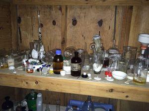 Moreton Bay drug lab takes police three days to dismantle