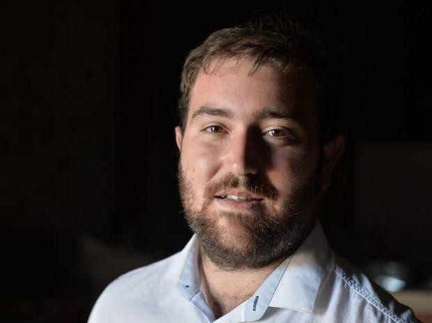 Sunshine Coast journalist, Alex Nolan.