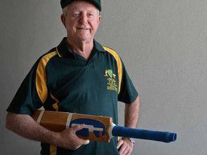 Gympie's Ross Chapman to captain Australian over-70s