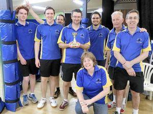 Lismore table tennis club breaks nine-year losing streak
