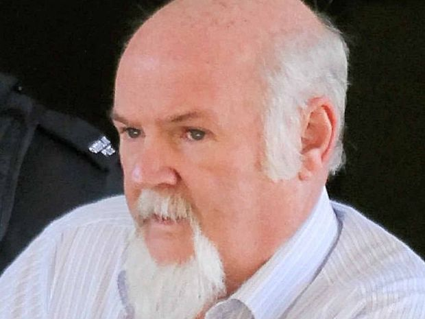 Ian Phillip Hannaford, 61, has pleaded not guilty to murder.