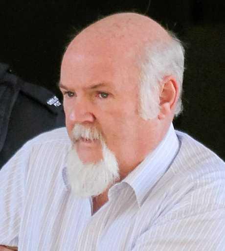 Ian Phillip Hannaford, 61, has pleaded not guilty to murder.