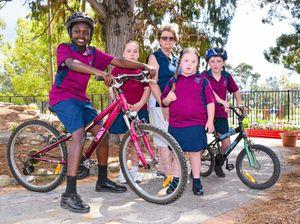 Stolen bikes a sad start to school term