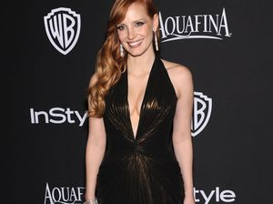 Jessica Chastain wants to be a Bond villain, not a Bond girl