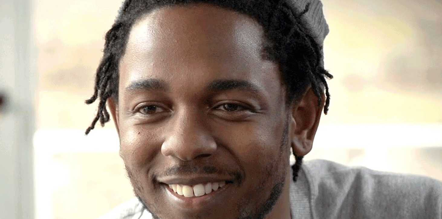 US rapper and recording artist Kendrick Lamar.