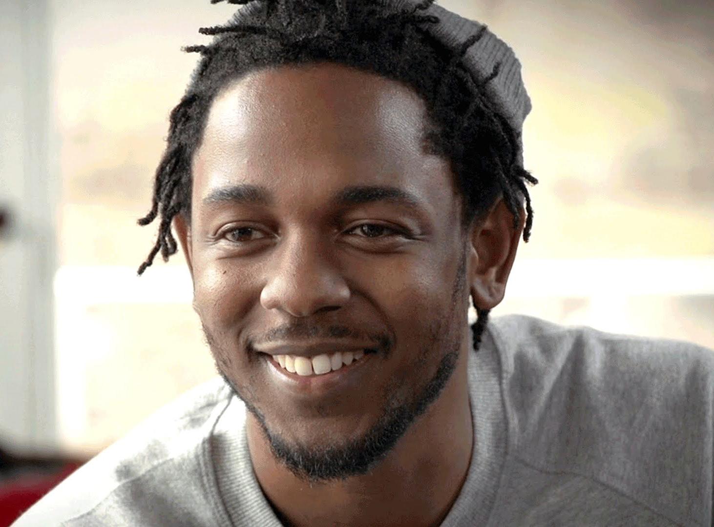 US rapper and recording artist Kendrick Lamar.