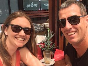 Roving Reporter: Sun makes Ocean St an addictive workplace