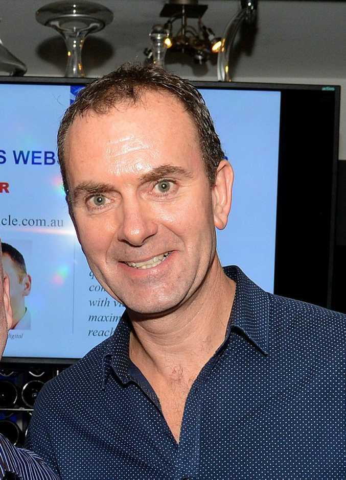 APN Editorial Director Bryce Johns. Photo: Warren Lynam / Sunshine Coast Daily