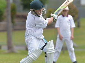 Junior sport: junior cricket at Buderim, October 10