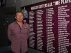 New Mackay Cutters coach David Simpson.