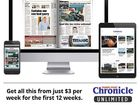 Fraser Coast Chronicle launches great value deal