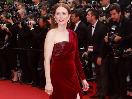 Julianne Moore has already recruited nearly 80 celebrities to join her campaign to prevent gun violence.