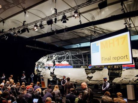 A final report on the MH17 plane crash has been delivered.