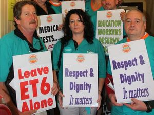 Further strike action to take place on Fraser Coast in 2016