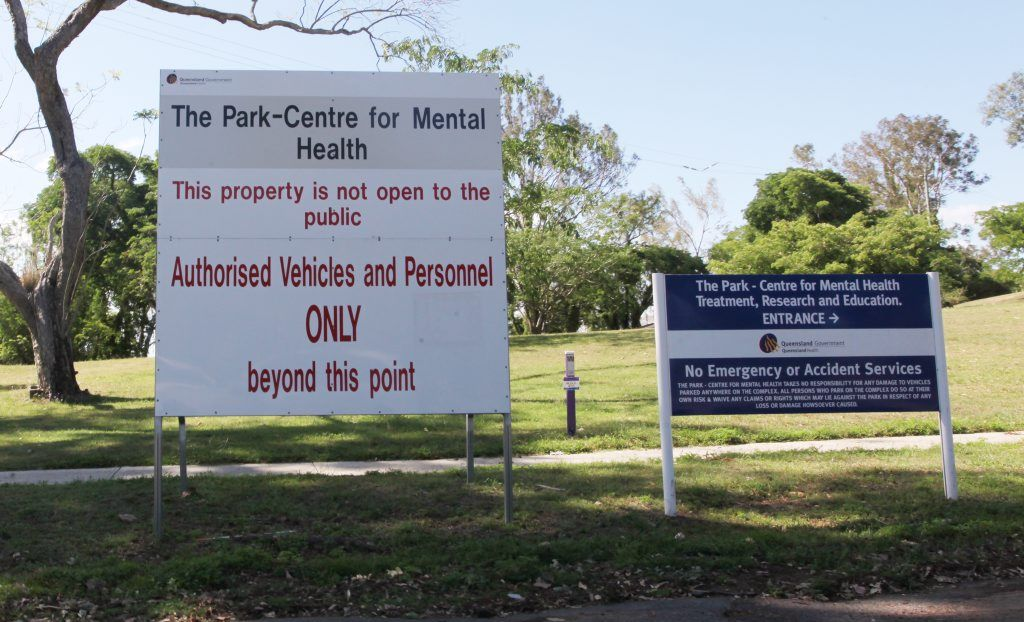 The former Barrett Adolescent Centre was also closed down.