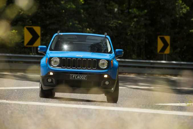 2015 Jeep Renegade. Photo: Contributed