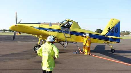 Toowoomba Aerodrome could soon be known as Toowoomba City Aerodrome.