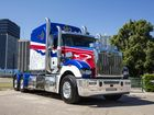 Is this the most expensive truck on the planet? The Sultan of Johor's new Mack truck certainly look like it. Photo Contributed