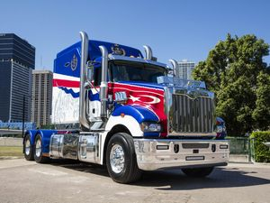 See the Sultan's extravagant truck