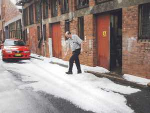 10 years since wild hail storm thrashed Lismore
