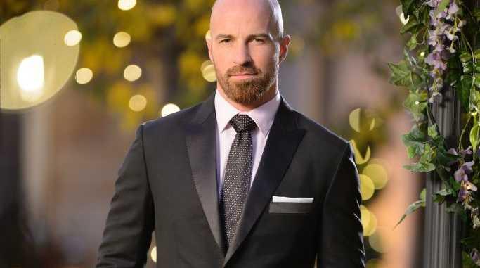 The Bachelorette contestant Alex Cameron.