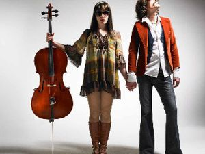 Husband/wife duo debut at Grafton leg of Coldstream Festival