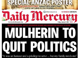 We were there: Mercury reflects on Mulherin retirement