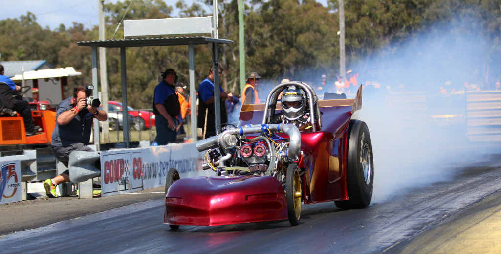 WILD WEEKEND: Warwick Dragway is preparing for its biggest event of the year, with Dragfest back on this Saturday and Sunday.