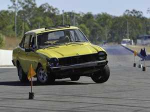 Khanacross will test driver skills at Benaraby Raceway