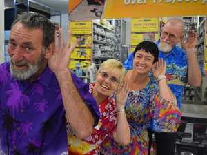 One Mackay business is shouting for a cause