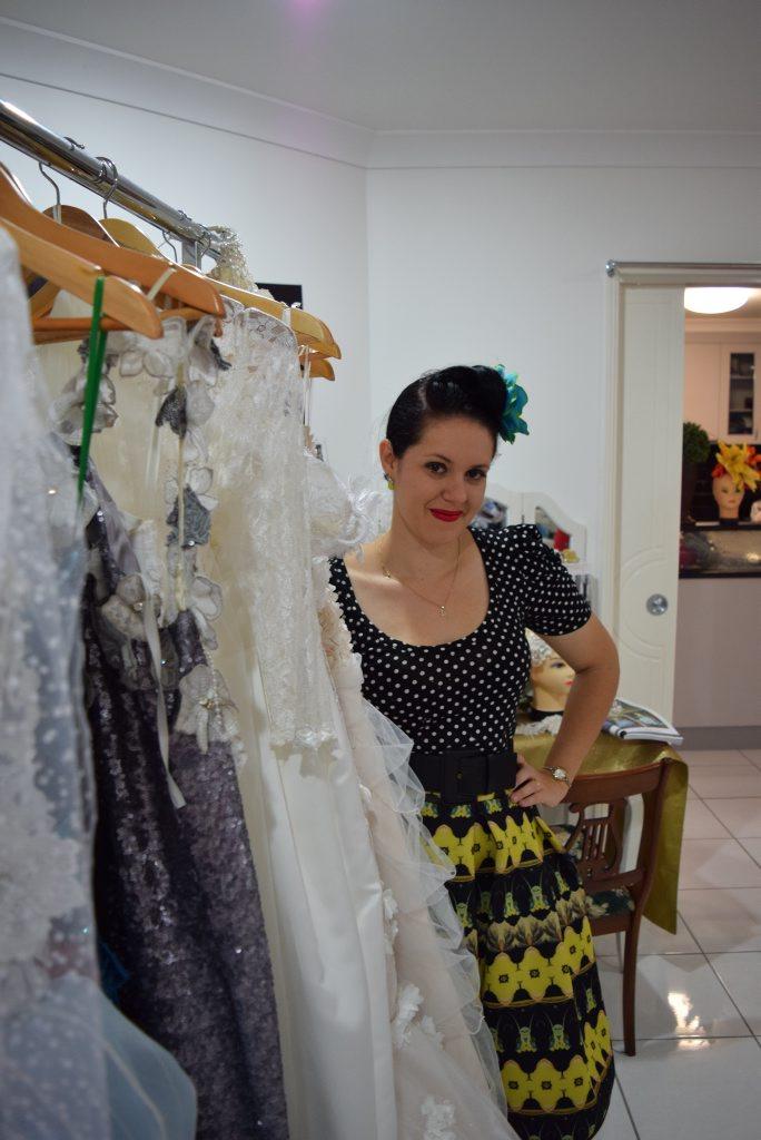 Mackay Fashion Designer Makes Her Mark In Brisbane Daily Mercury