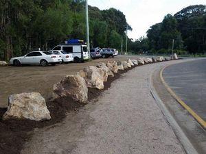 Mt Coolum parking fiasco receives a temporary solution