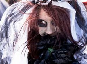 Zombies on the hunt for brains to raise funds for charity