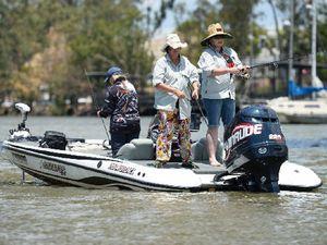 Belinda hooks into Women That Fish Barra Classic 2015