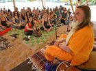 NEW DIRECTION: Ji Living teaches timeless yoga wisdom and meditation at Wanderlust Festival. Pictured is Swami Govindananda.