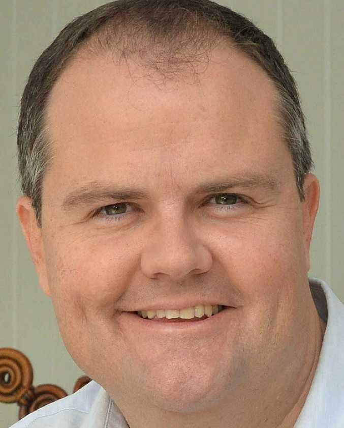 CHAIRMAN: Ted O'Brien.