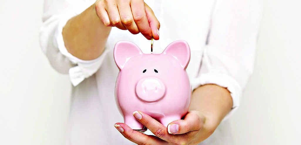 Make changes to the way you shop now and have money in the piggy bank for Christmas.